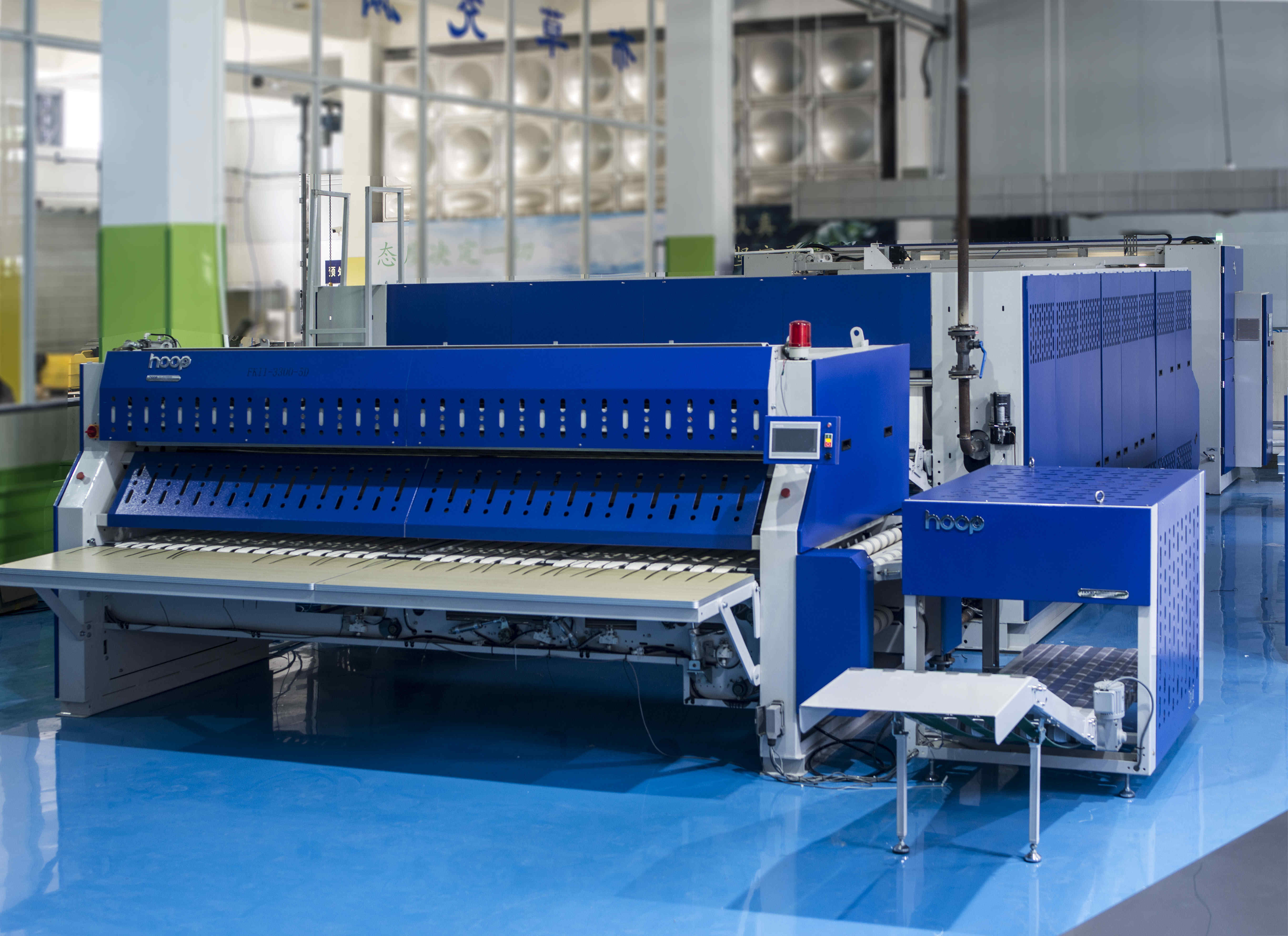 ZD3000-V/ZD3300-V型 床单折叠机